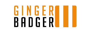 Ginger Badger logo